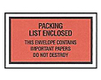 F-4 PACKING LIST ENCLOSED-THIS ENVELOPE CONTAINS IMPORTANT PAPERS DO NOT DESTROY